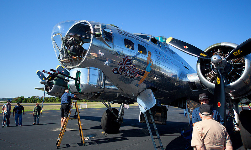 B-17G Super Fortress